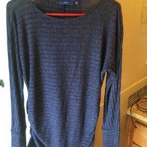 Apt 9 long sleeve tunic Size S